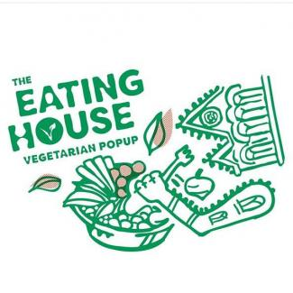 The eating house at the meeting house logo