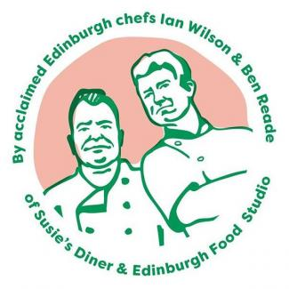 By acclaimed Edinburgh chefs Ian Wilson & Ben Reade of Susie's Diner and Edinburgh Food Studio